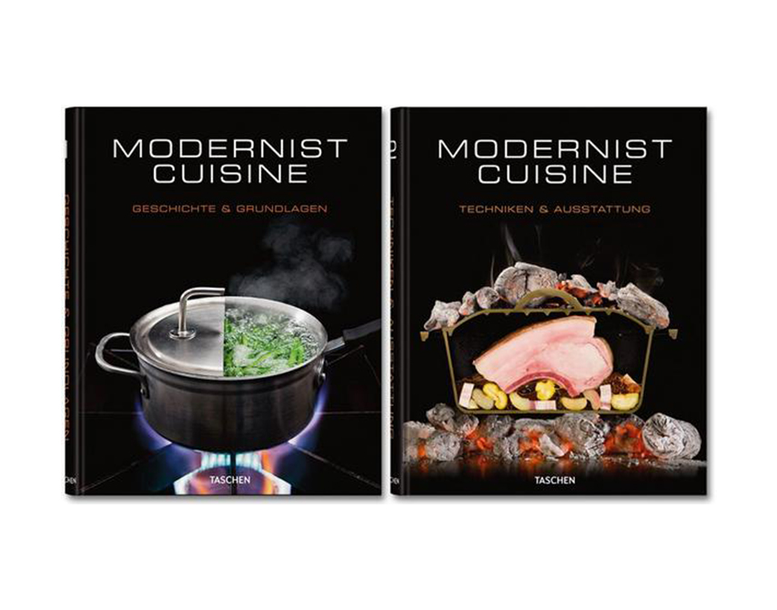 Taschen modernist cuisine strictly herrmann the for Taschen cuisine