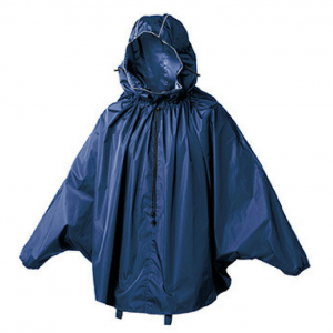 Cambridge Rain Cape blue
