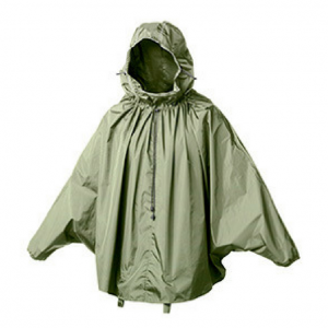 Cambridge Rain Cape olive