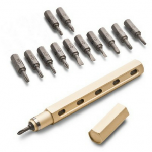 Tool Pen champagne gold