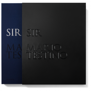 Mario Testino-Sir Limited Edition