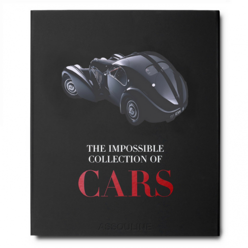 IMPOSSIBLE COLLECTION OF CARS