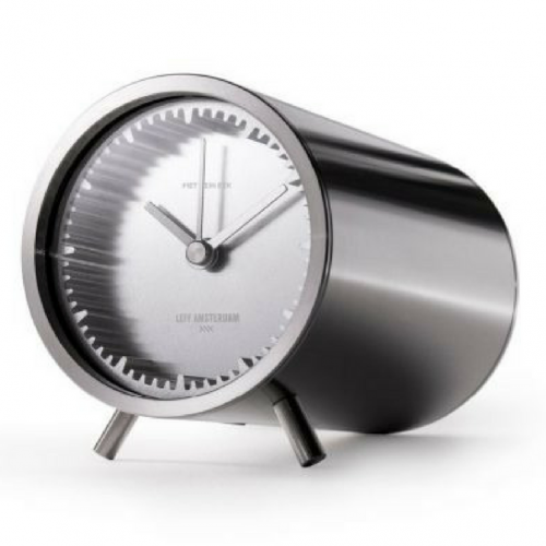 Tube clock steel