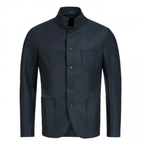 Austrian Travel Blazer / Midnight Blue