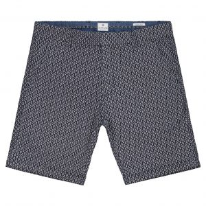Chino Shorts Square Cross Stretch Fine Twill