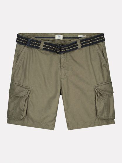 Combat shorts with Belt Ripstop