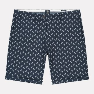Chino Shorts Pineapple Lt. Stretch Twill
