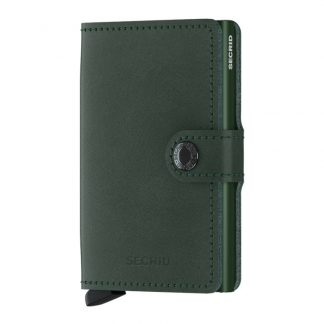 Miniwallet Original Green-Secrid
