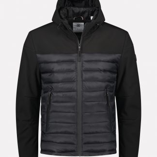 Hooded Ski Jacket Softshell