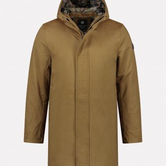Parka Cotton Twill