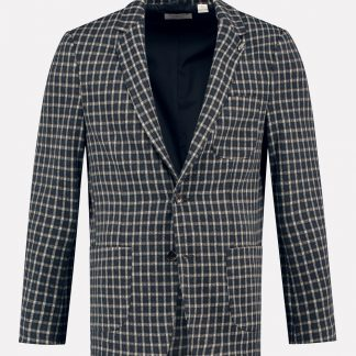 Blazer Mini check sweat