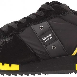 Blauer Queens black-yellow