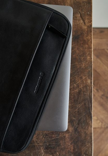 Laptop sleeve Leather