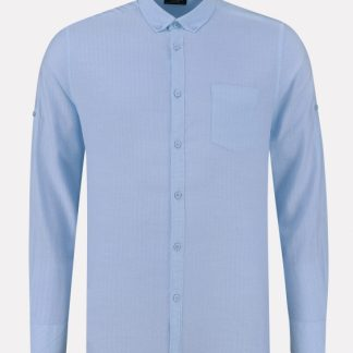 Shirt BD herringbone