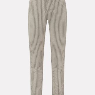Lancaster Chino Pants Stitched Stripe