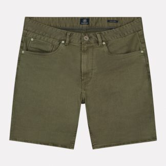 Micheal J. Shorts Colored Denim